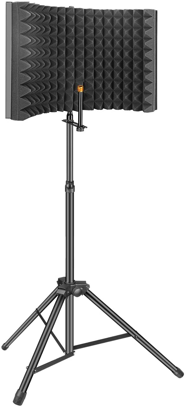 Aokeo (AO-302 With Stand) Microphone Isolation Shield