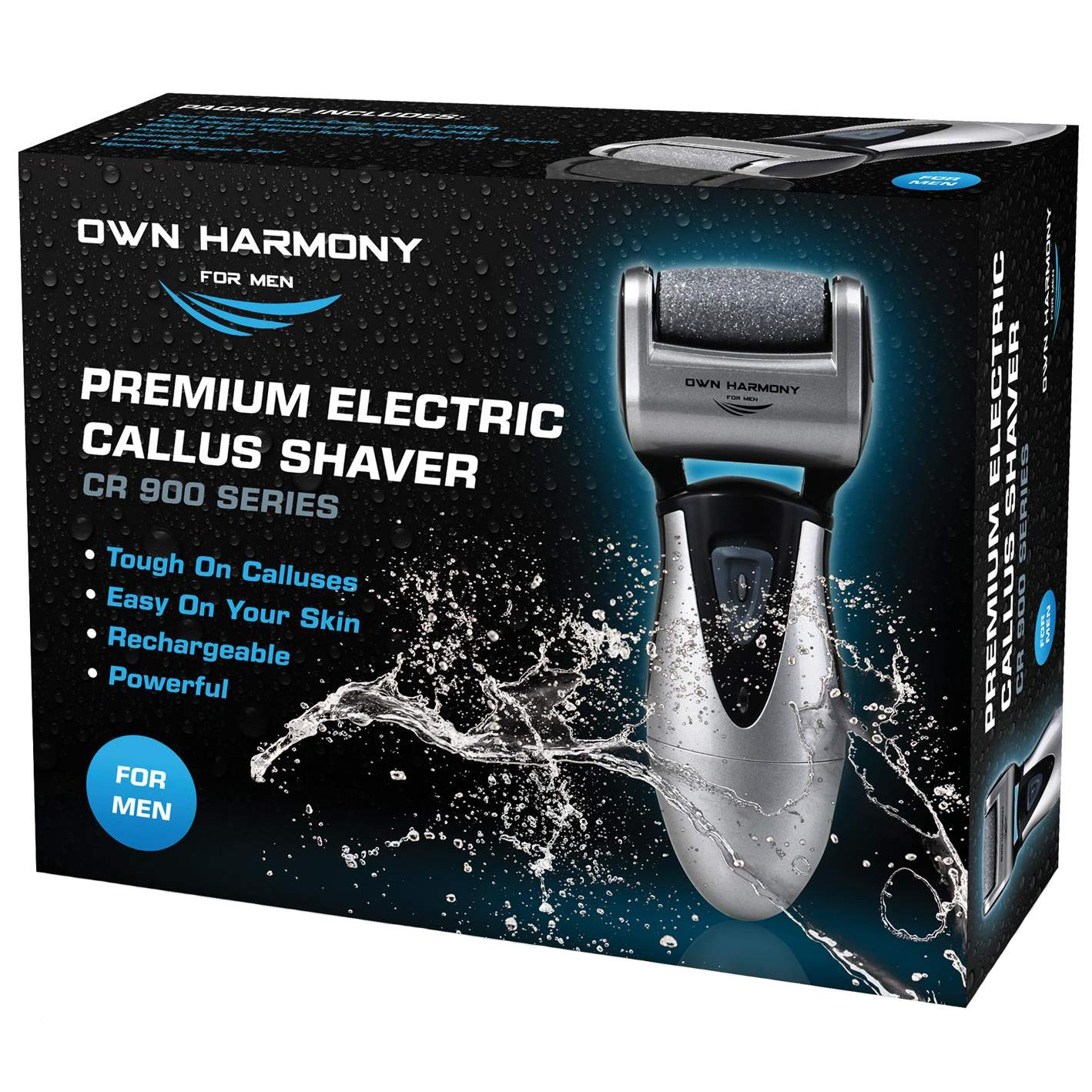 Electric Foot Callus Remover by Own Harmony