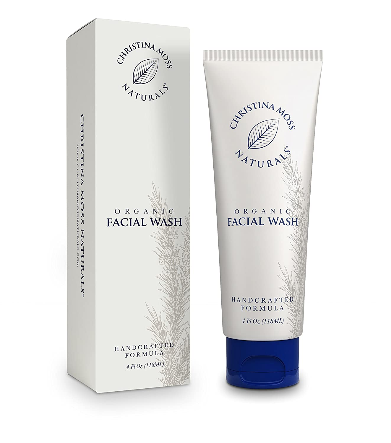 Face Wash - Facial Cleanser Made With Organic & Natural Ingredients