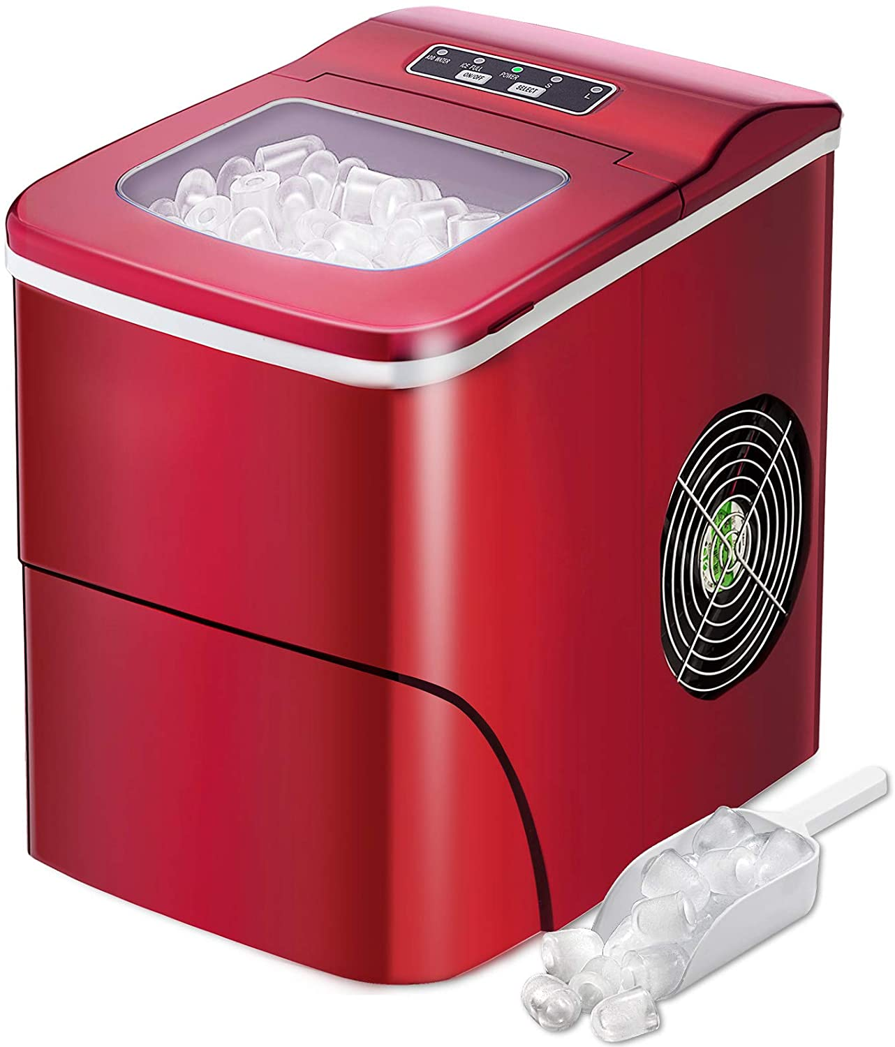 AGLUCKY Ice Maker Machine for Countertop