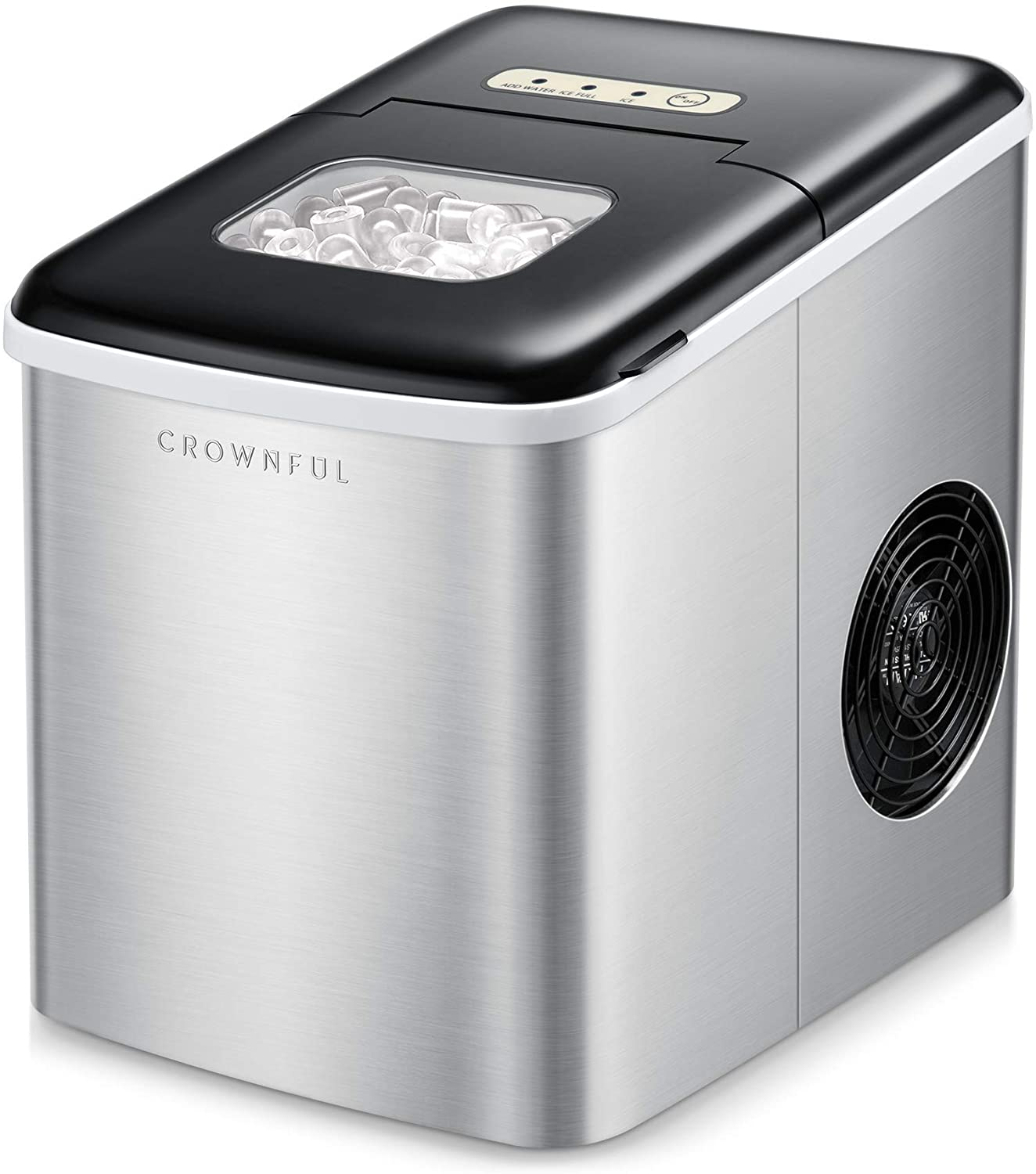 Crownful Ice Maker Machine for Countertop