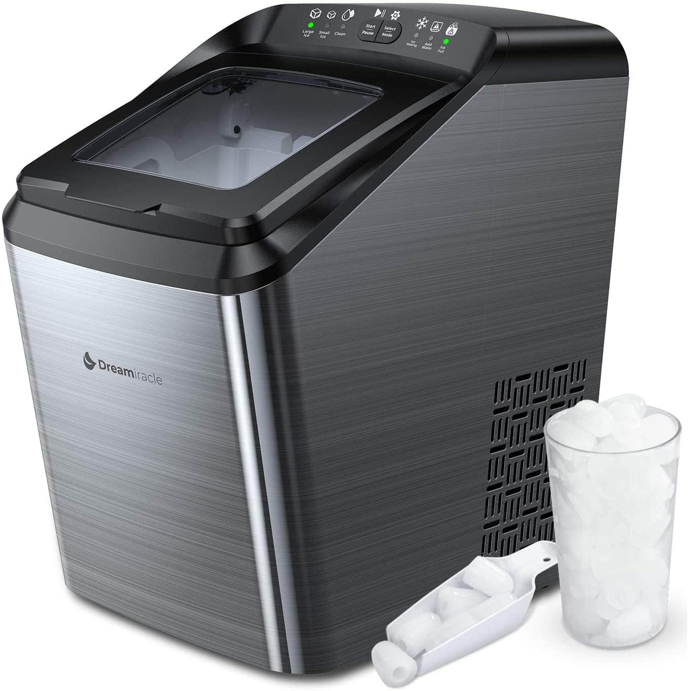 Dreamiracle Ice Maker Machine for Countertop