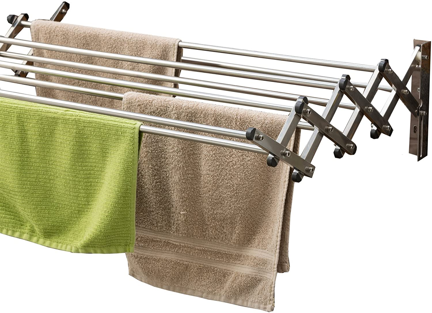 AERO W Racks Stainless Steel Wall Mounted Drying Rack