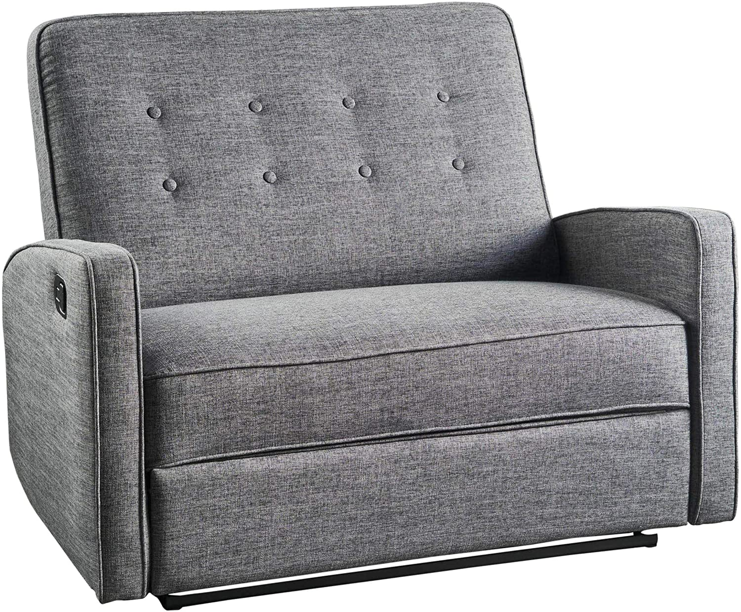 Christopher Knight Home Calliope Buttoned Loveseat