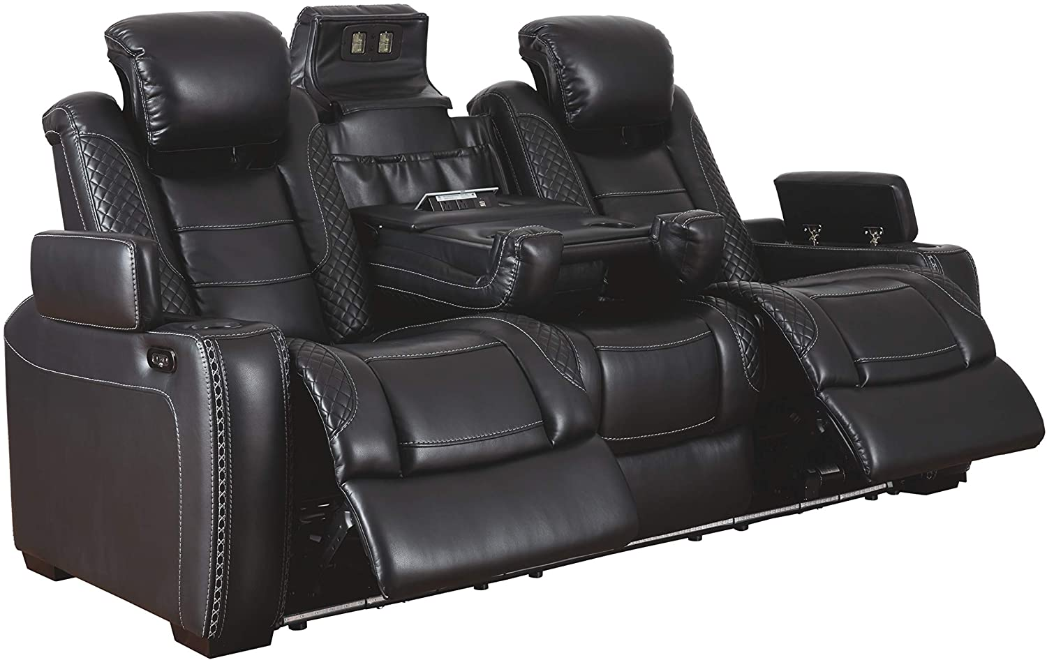 Signature Design by Ashley - Party Time Reclining Sofa