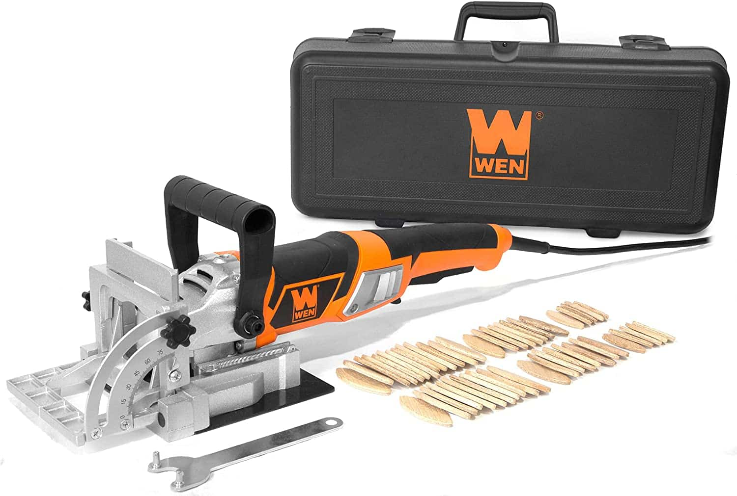 WEN JN8504 8.5-Amp Plate and Biscuit Joiner