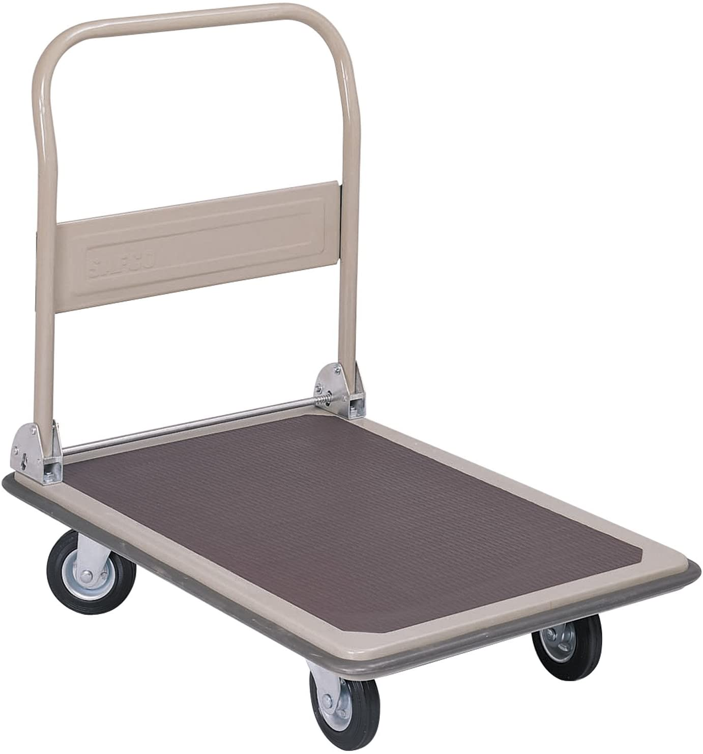 Safco Products 4078 Fold Away Hand Truck